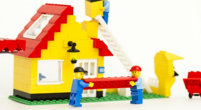 Klocki Lego w edukacji